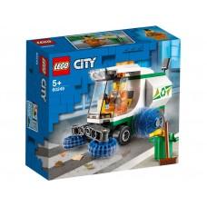 Lego City: 60249 Straatveegmachine