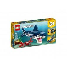 Lego Creator: 31088 Diepzeewezens