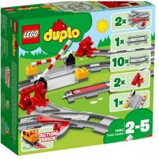 Lego Duplo: 10882 Treinrails