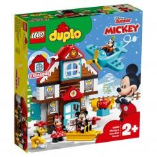 Lego Duplo: 10889 Mickey's Vakantiehuisje