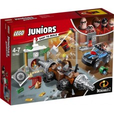 Lego Juniors: 10760 Underminer's Bankoverval