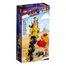 Lego The Movie: 70823 Emmets Driewieler