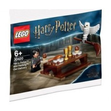 Lego Harry Potter: 30420 Harry Potter en Hedwig Uilenpost