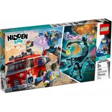 Lego Hidden Side: 70436 Spookbrandweerauto 3000