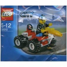 Lego City: 30010 Brandweerman