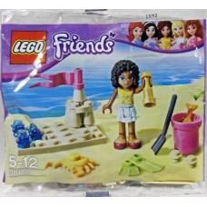 Lego Friends: 30100 Andrea op het strand