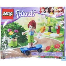 Lego Friends: 30101 Mia's Skateboard