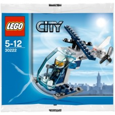 Lego City: 30222 Mini Politiehelikopter