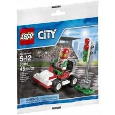 Lego City: 30314 Go Kart Racer