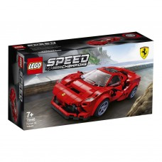 Lego Speed: 76895 Ferrari F8 Tributo