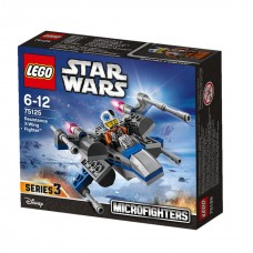 Lego Starwars: 75125 Resistance X-Wing Fighter
