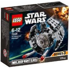 Lego Starwars: 75128 Tie Advanced Prototype
