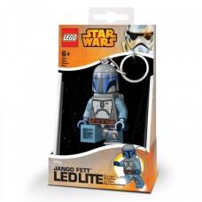 Lego Starwars Keylight: Jango Fett