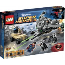 Lego Super Heroes: 76003 Superman: Strijd om Smalville