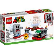 Lego Super Mario: 71364 Whomps Lavafort