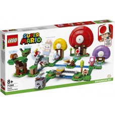 Lego Super Mario: 71368 Toad's Schattenjacht