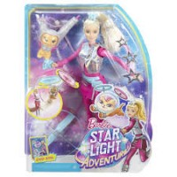 Barbie: Galaxy pop met vliegende kat