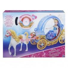 Disney Princess: Assepoester Magische Koets