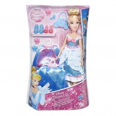 Disney Princess: Cinderella pop + outfits
