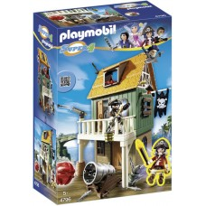 Playmobil: 4796 Camouflage Pirate Fort