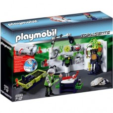 Playmobil: 4880 Robo Gangster Laboratorium