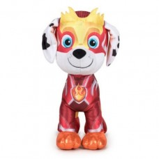 Paw Patrol Mighty Pups Pluche 19 cm: Marshall
