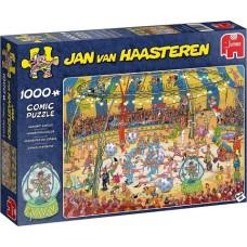 Jan van Haasteren: Acrobaten Circus 1000 stukjes