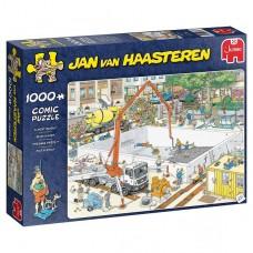 Jan van Haasteren: Bijna Klaar? 1000 stukjes