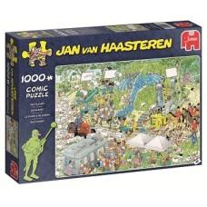 Jan van Haasteren: De Film Set 1000 stukjes