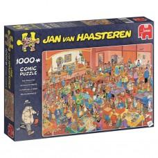 Jan van Haasteren: De Goochelbeurs 1000 stukjes