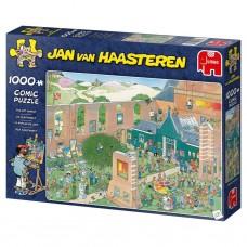 Jan van Haasteren: De Kunstmarkt 1000 stukjes