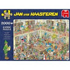 Jan van Haasteren: De Bibliotheek 2000 stukjes