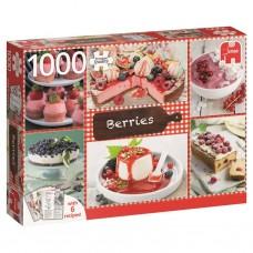 Jumbo: Berries 6 Recipes 1000 stukjes
