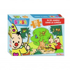 Bumba: Jungle Puzzel 20 stukjes