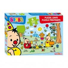 Bumba: Lente Puzzel 6 Stukjes