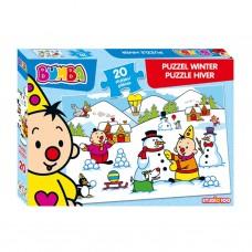 Bumba: Winter Puzzel 20 Stukjes