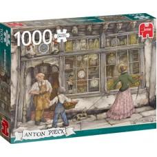 Anton Pieck: De Klokkenwinkel 1000 stukjes
