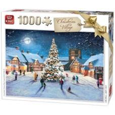 King: Christmas Village 1000 stukjes