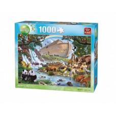 King: Animal World: Noah's Ark 1000 stukjes