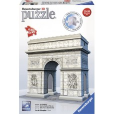 Ravensburger: 3D Arc de Triomphe Parijs
