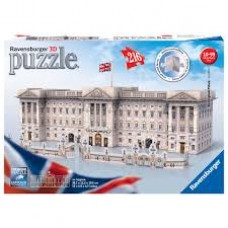 Ravensburger: 3D Buckingham Palace London