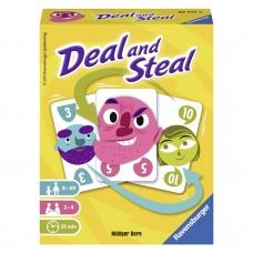 Deal and Steal Kaartspel