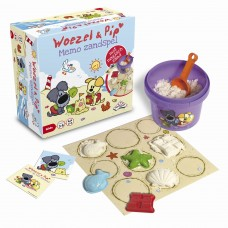 Woezel & Pip: Memo Zandspel